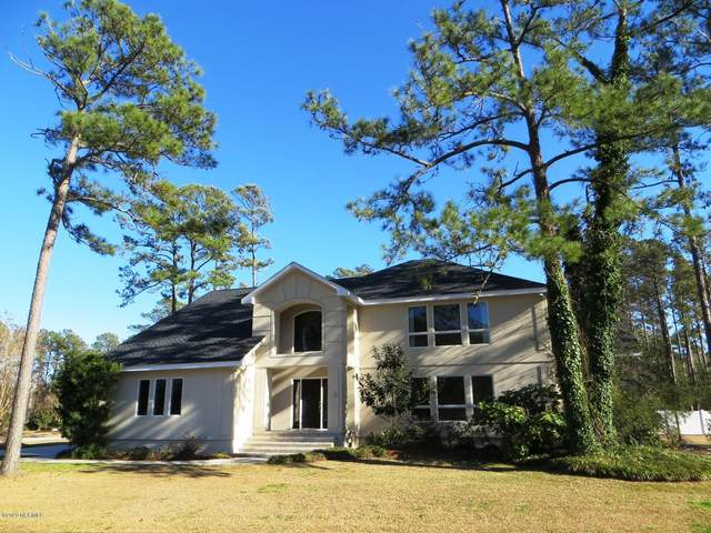 800 Deerfield Drive, Beaufort, NC 28516 (MLS #100206730) :: Lynda Haraway Group Real Estate