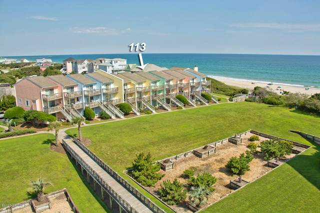 8801 Reed Drive E113, Emerald Isle, NC 28594 (MLS #100206757) :: Thirty 4 North Properties Group