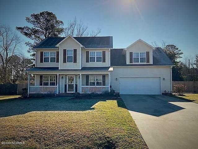 204 Field Street, Jacksonville, NC 28540 (MLS #100206776) :: CENTURY 21 Sweyer & Associates