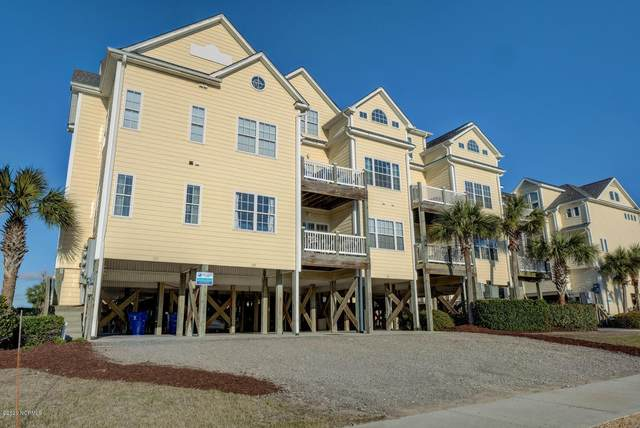 207 Summer Winds Place, Surf City, NC 28445 (MLS #100206778) :: Coldwell Banker Sea Coast Advantage