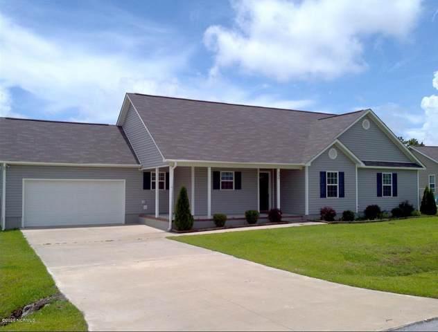 236 Deer Haven Drive, Richlands, NC 28574 (MLS #100206783) :: CENTURY 21 Sweyer & Associates