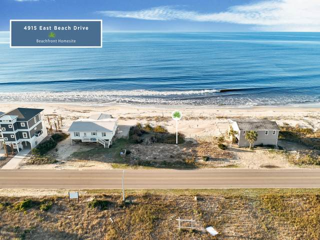 4915 E Beach Drive, Oak Island, NC 28465 (MLS #100206855) :: Berkshire Hathaway HomeServices Hometown, REALTORS®
