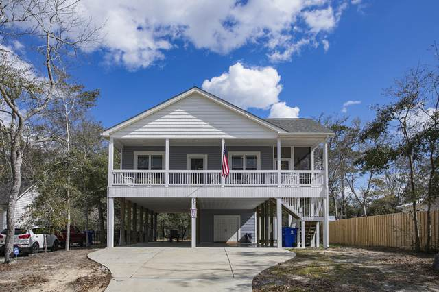 102 NW 18th Street, Oak Island, NC 28465 (MLS #100206873) :: Frost Real Estate Team