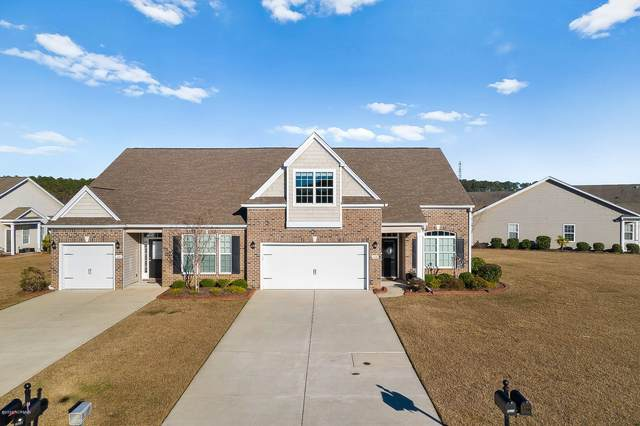 1026 Chadsey Lake Drive, Carolina Shores, NC 28467 (MLS #100206874) :: The Keith Beatty Team