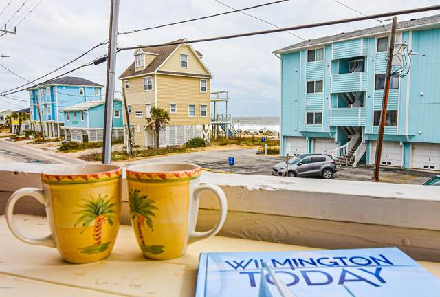 1615 Carolina Beach Avenue N E-3, Carolina Beach, NC 28428 (MLS #100206882) :: The Bob Williams Team