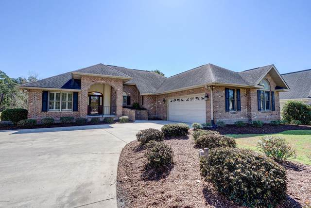 302 Crooked Gulley Circle, Sunset Beach, NC 28468 (MLS #100206944) :: The Bob Williams Team