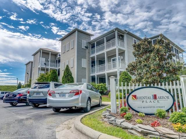 300 Midyette Street B-11, Oriental, NC 28571 (MLS #100206985) :: Frost Real Estate Team