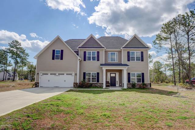 534 Saratoga Road, Sneads Ferry, NC 28460 (MLS #100207017) :: The Keith Beatty Team