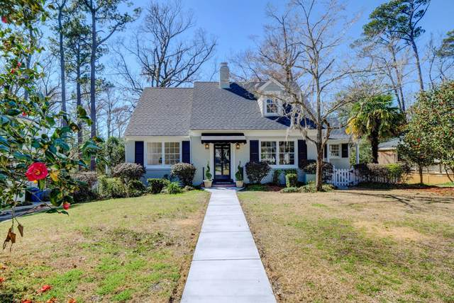410 Forest Hills Drive, Wilmington, NC 28403 (MLS #100207107) :: Vance Young and Associates