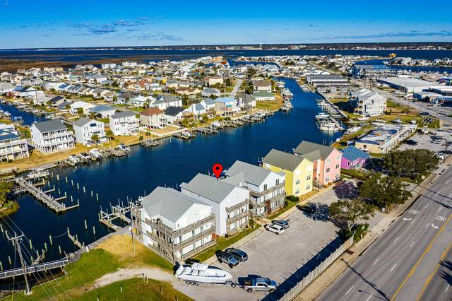 113 Atlantic Beach Causeway B-2, Atlantic Beach, NC 28512 (MLS #100207132) :: Frost Real Estate Team