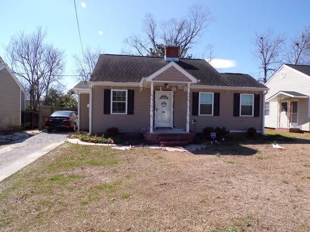 417 Johnson Boulevard, Jacksonville, NC 28540 (MLS #100207161) :: Frost Real Estate Team