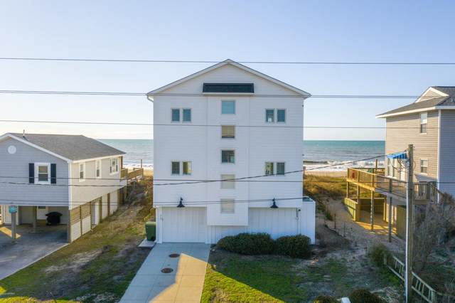 513 Ocean Drive, Emerald Isle, NC 28594 (MLS #100207209) :: Frost Real Estate Team