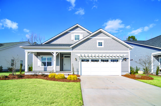 2328 Lakeside Circle, Wilmington, NC 28401 (MLS #100207265) :: The Keith Beatty Team