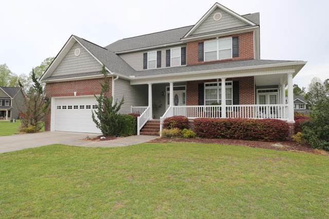 300 Woodberry Place, Jacksonville, NC 28540 (MLS #100207268) :: Donna & Team New Bern