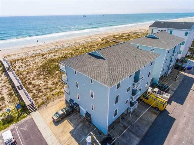 603 Carolina Beach Avenue S 1C, Carolina Beach, NC 28428 (MLS #100207277) :: Frost Real Estate Team