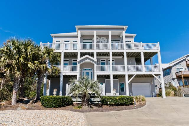 6414 Ocean Drive, Emerald Isle, NC 28594 (MLS #100207317) :: Frost Real Estate Team