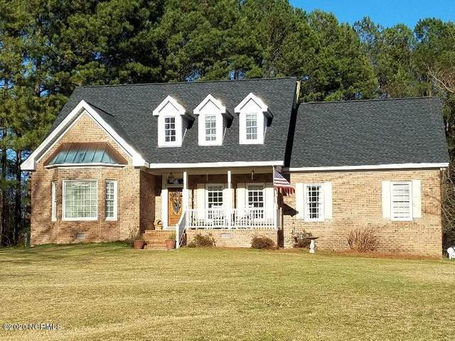 3424 New Haven Lane, Rocky Mount, NC 27804 (MLS #100207320) :: The Oceanaire Realty