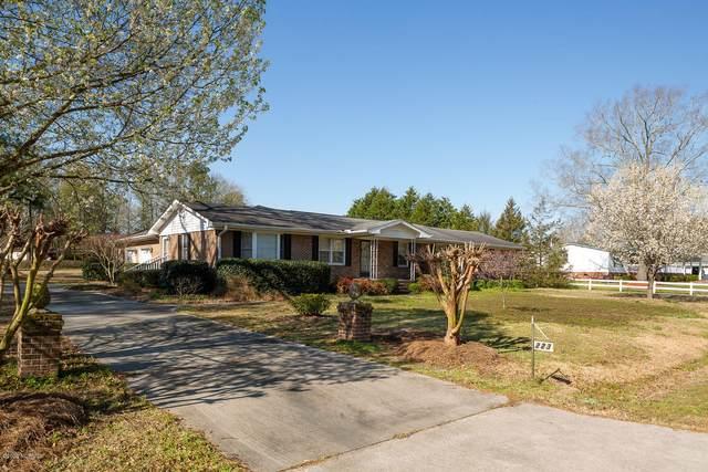 223 W 7th Street, Garland, NC 28441 (MLS #100207321) :: Courtney Carter Homes