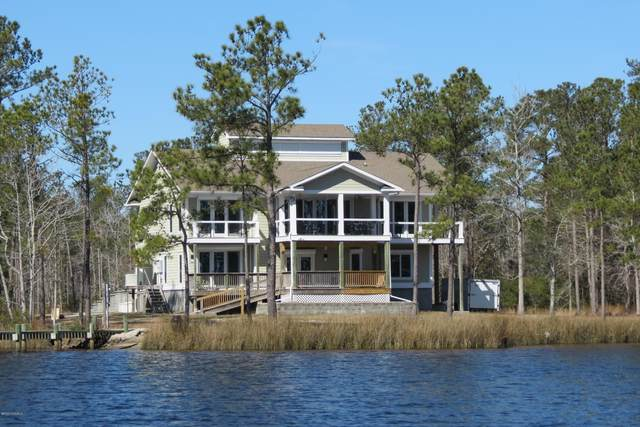 127 Pier Point Drive S, Oriental, NC 28571 (MLS #100207327) :: Berkshire Hathaway HomeServices Hometown, REALTORS®