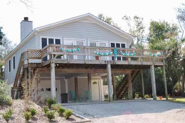 7303 Canal Drive, Emerald Isle, NC 28594 (MLS #100207455) :: Barefoot-Chandler & Associates LLC