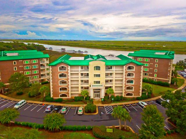 915 Shoreline Drive W #221, Sunset Beach, NC 28468 (MLS #100207501) :: The Keith Beatty Team