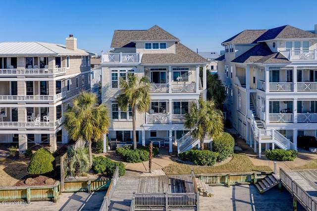 16 Channel Avenue B, Wrightsville Beach, NC 28480 (MLS #100207552) :: Frost Real Estate Team