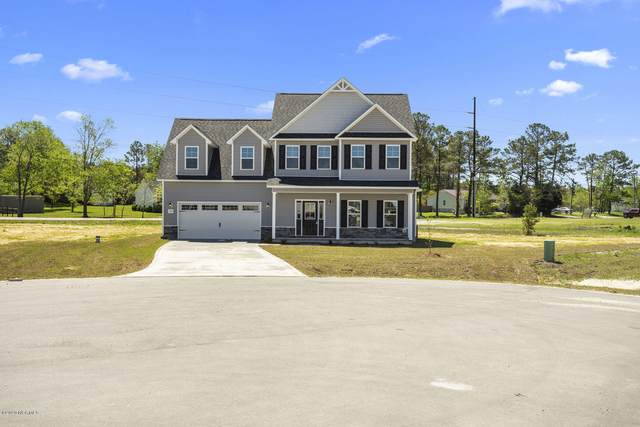 114 Heron Watch Drive, Hubert, NC 28539 (MLS #100207660) :: Coldwell Banker Sea Coast Advantage