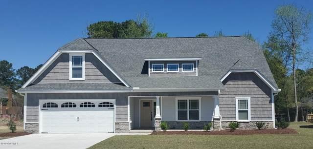 421 Cheltenham Drive, Greenville, NC 27834 (MLS #100207712) :: Berkshire Hathaway HomeServices Prime Properties