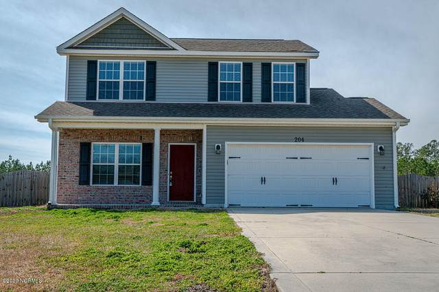 204 Tall Tree Court, Maysville, NC 28555 (MLS #100207819) :: RE/MAX Elite Realty Group