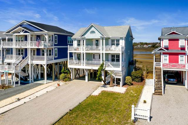 982 Ocean Boulevard W, Holden Beach, NC 28462 (MLS #100207831) :: Lynda Haraway Group Real Estate