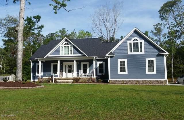219 White Oak Bluff Road, Stella, NC 28582 (MLS #100207889) :: Barefoot-Chandler & Associates LLC