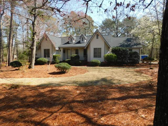 204 Londonderry Drive, Lumberton, NC 28358 (MLS #100207903) :: The Chris Luther Team
