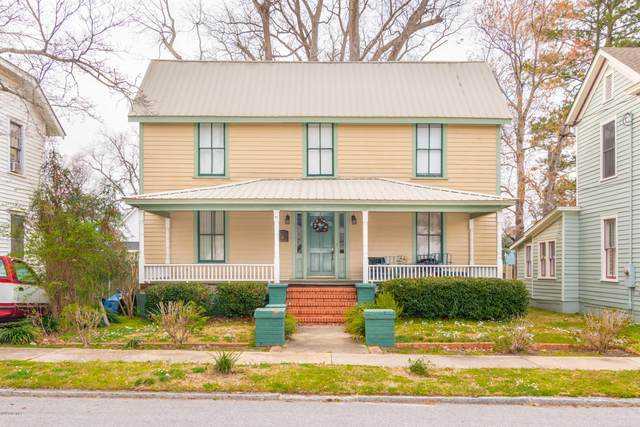 116 N Charlotte Street, Washington, NC 27889 (MLS #100208014) :: The Keith Beatty Team