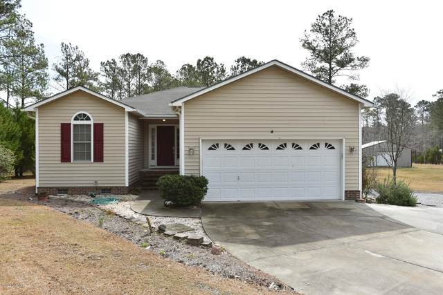 124 Mill Creek Road, Stella, NC 28582 (MLS #100208038) :: Barefoot-Chandler & Associates LLC