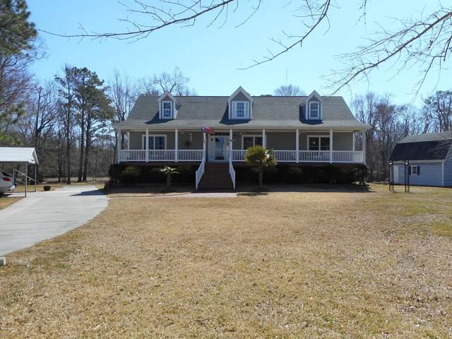 276 Hilltop Road, Newport, NC 28570 (MLS #100208043) :: Courtney Carter Homes