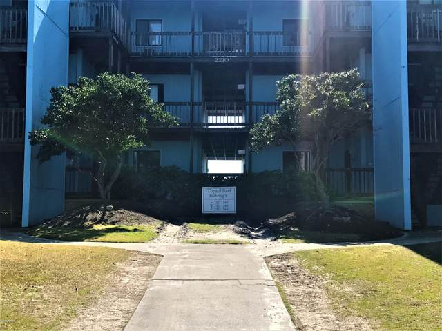 2210 New River Inlet Road #156, North Topsail Beach, NC 28460 (MLS #100208064) :: Thirty 4 North Properties Group