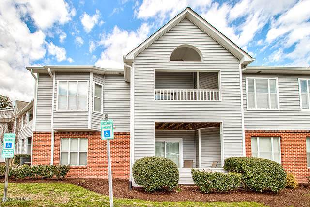 4156 Breezewood Drive #204, Wilmington, NC 28412 (MLS #100208076) :: Thirty 4 North Properties Group