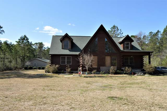 605 Pelham Road, Willard, NC 28478 (MLS #100208101) :: Courtney Carter Homes