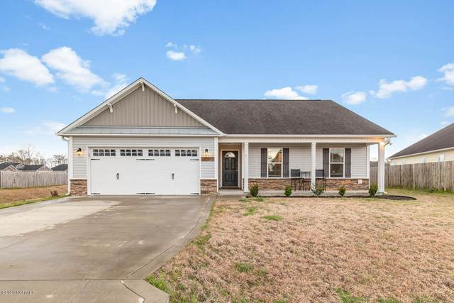 108 Gobblers Way, Richlands, NC 28574 (MLS #100208104) :: Berkshire Hathaway HomeServices Hometown, REALTORS®