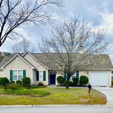 7404 Quail Woods Road, Wilmington, NC 28411 (MLS #100208209) :: RE/MAX Essential