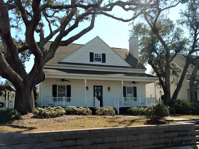 302 Macgregor Drive, Beaufort, NC 28516 (MLS #100208221) :: The Bob Williams Team