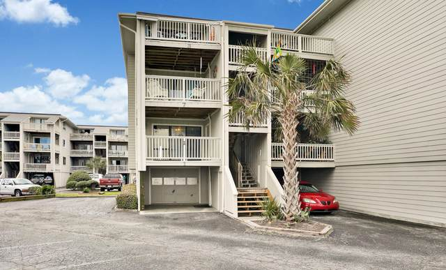 1801 Canal Drive B1, Carolina Beach, NC 28428 (MLS #100208245) :: Frost Real Estate Team