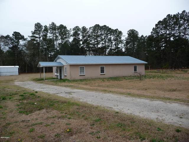 17320 Harry Malloy Road, Laurinburg, NC 28352 (MLS #100208286) :: Donna & Team New Bern