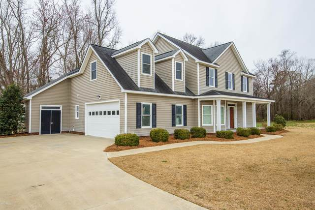 3222 Bessemer Drive, Greenville, NC 27858 (MLS #100208312) :: RE/MAX Elite Realty Group