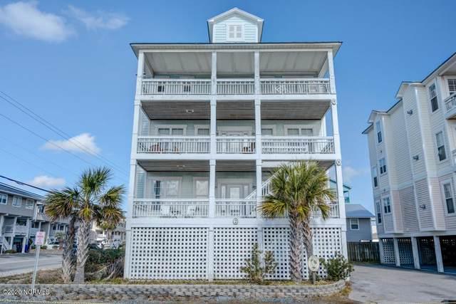 2 Clam Shell Lane #8, Carolina Beach, NC 28428 (MLS #100208353) :: Frost Real Estate Team