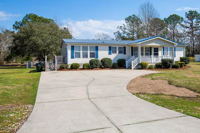 107 Lejeune Road, Cape Carteret, NC 28584 (MLS #100208371) :: Barefoot-Chandler & Associates LLC