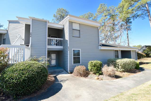 702 Azalea Drive #493, Hampstead, NC 28443 (MLS #100208386) :: Coldwell Banker Sea Coast Advantage