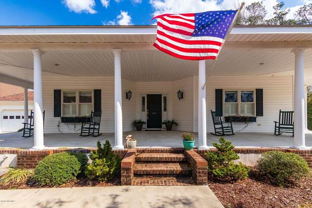 408 Hillcrest Drive, Morehead City, NC 28557 (MLS #100208430) :: The Keith Beatty Team