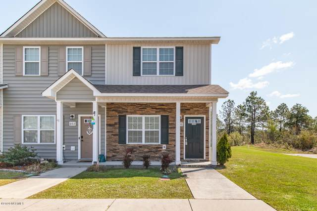 600 Ebb Tide Lane, Sneads Ferry, NC 28460 (MLS #100208431) :: Berkshire Hathaway HomeServices Hometown, REALTORS®