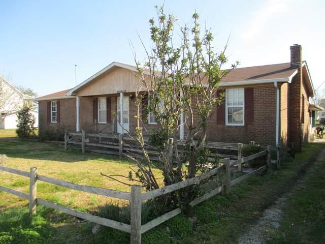110 Westmouth Bay Drive, Harkers Island, NC 28531 (MLS #100208436) :: The Bob Williams Team